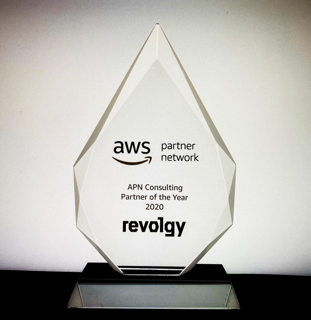 Amazon Award, zdroj: Revolgy