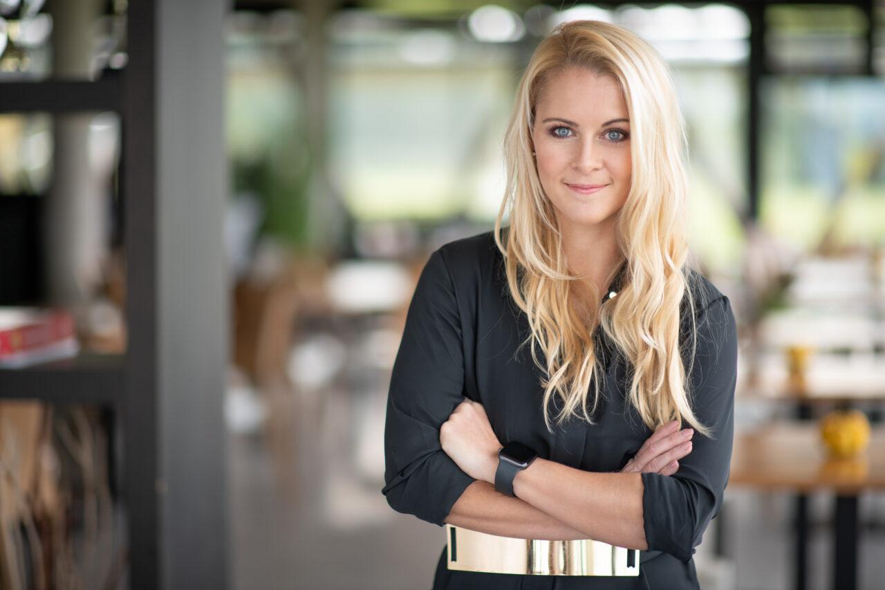 Vanda Horáčková Seidelová, CEO / Founder, zdroj: Twigsee