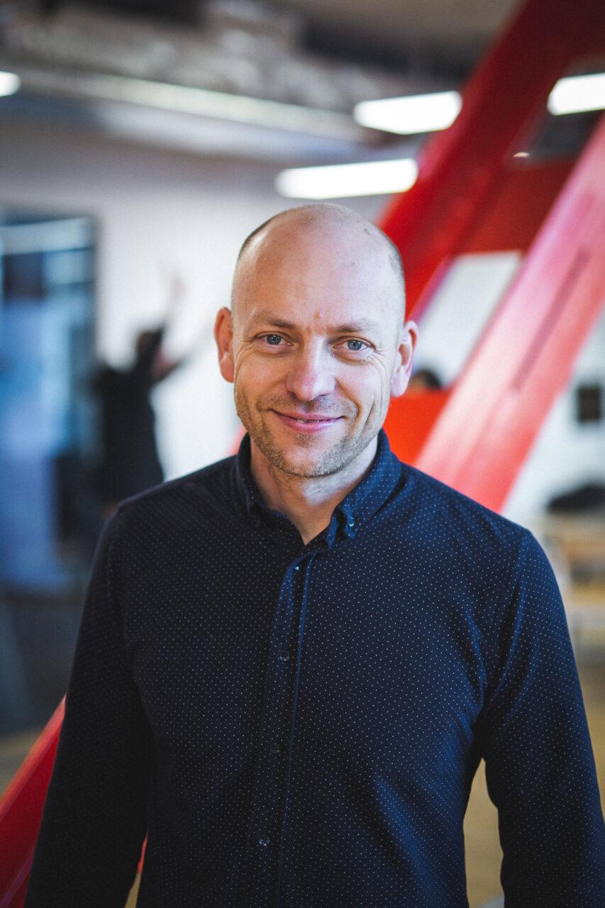 Martin Cviček, spoluzakladatel a CTO 24 Vision. Zdroj: 24 Vision