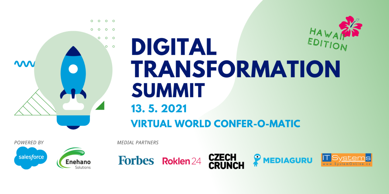 Zdroj: Digital Transformation Summit
