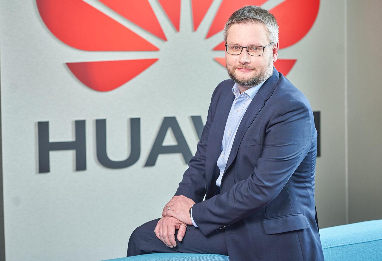 Jiří Janeček, zdroj: Huawei