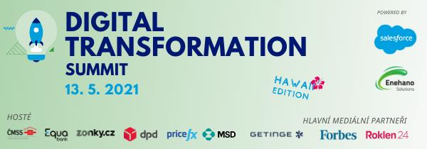 Zdroj: Digital Transformation Summit