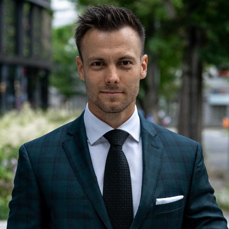 Jakub Korf, CFO BOOTIQ