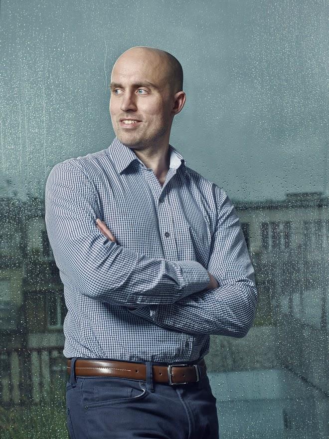 Stanislav Chvála, zdroj: Salim Issa