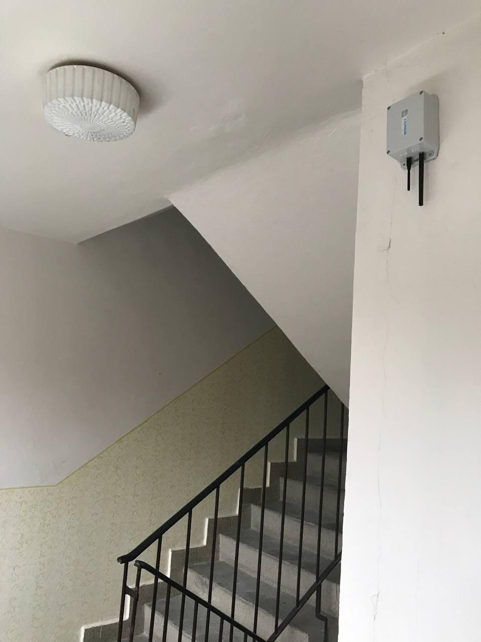 Ukázal odečtů měřidel v bytových domech, zdroj: ACRIOS Systems