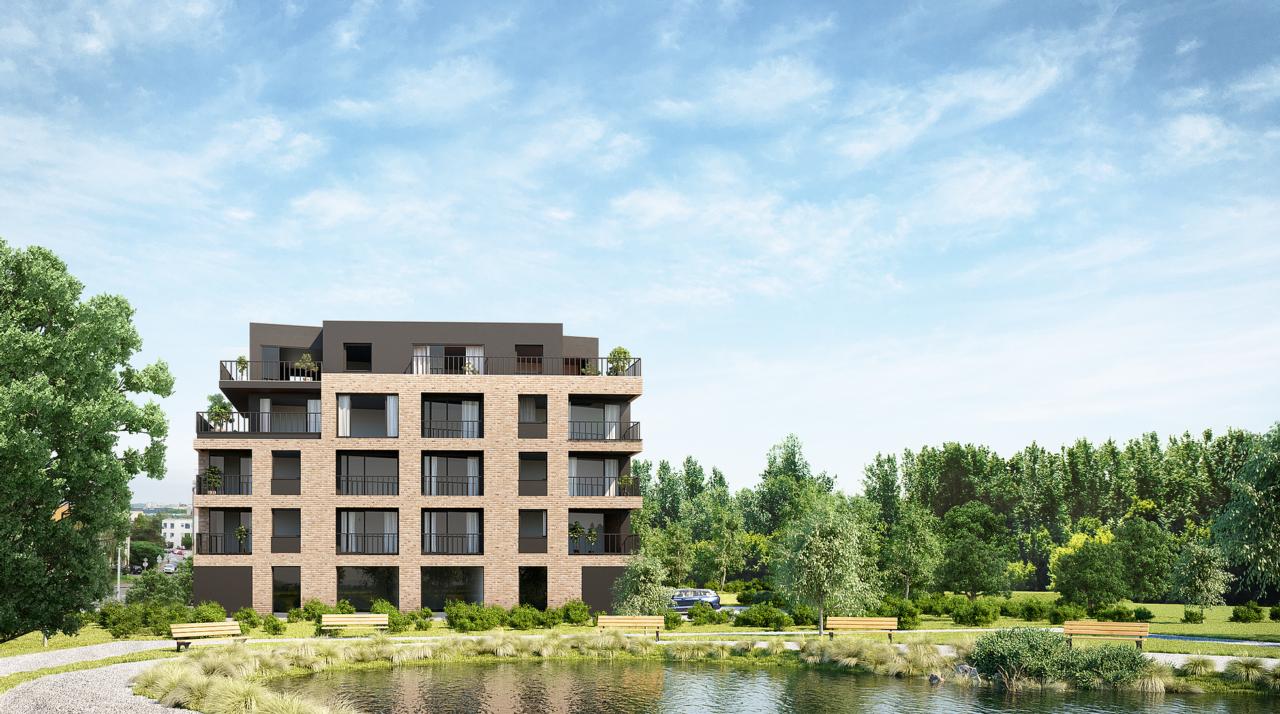 Realizace projektu Villa Organic. Zdroj: NIDO Investments