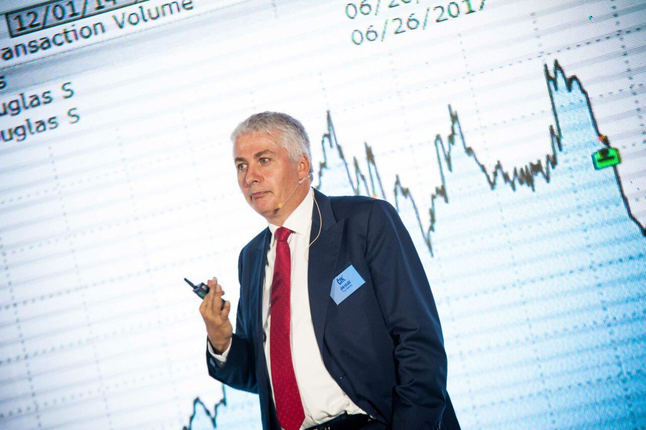 Ján Hájek, portfolio manažer fondu Top Stocks, Česká investiční konference 2019, zdroj ČIK
