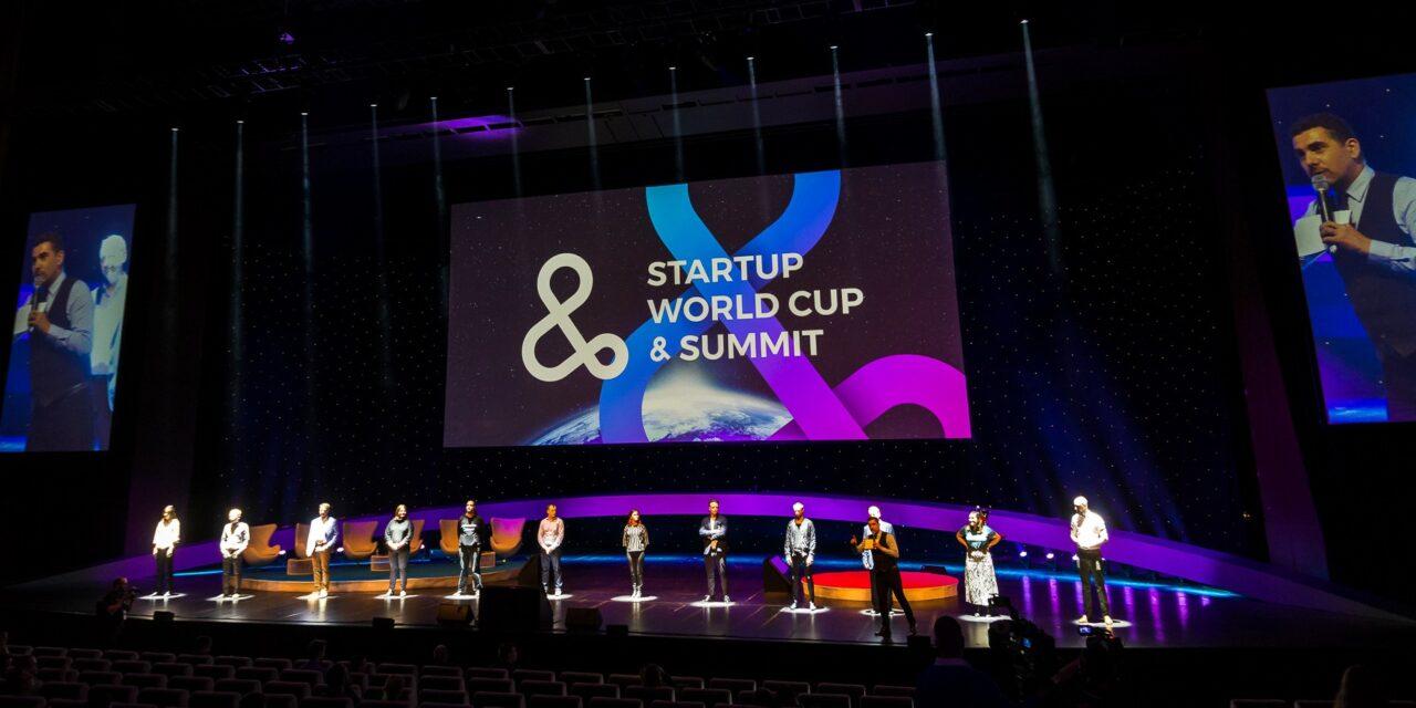 SWCS finále 2019, zdroj: Startup World Cup & Summit